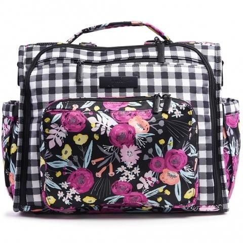 Сумка рюкзак для мамы Ju-Ju-Be B.F.F. Gingham Bloom