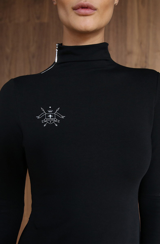 Водолазка «Dressage Black»