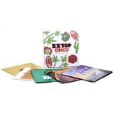 ZZ Top / Cinco: The First Five LP's (5LP)