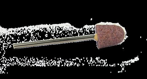 Шлифовщик корундовый ГКЗ-12,8 красный (средняя абразивность)