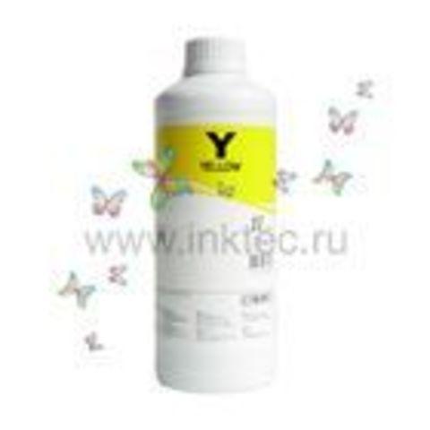 Чернила водные InkTec C5051 /Y желтые - 1л.