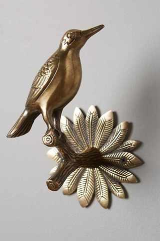 Прихват для штор Gilded Aviary