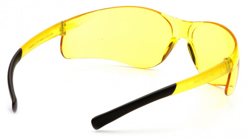 Очки баллистические стрелковые Pyramex Mini Ztek S2530SN желтые 89%