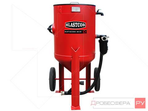 Абразивоструйная установка BLASTCOR®-BM 200