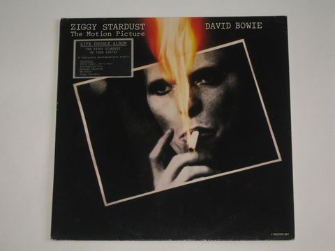 David Bowie / Ziggy Stardust - The Motion Picture (2LP)