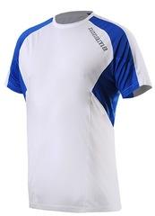 Футболка беговая Noname Juno 15 white-blue
