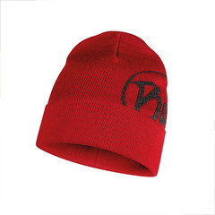 Вязаная шапка Buff Hat Knitted Vadik Red