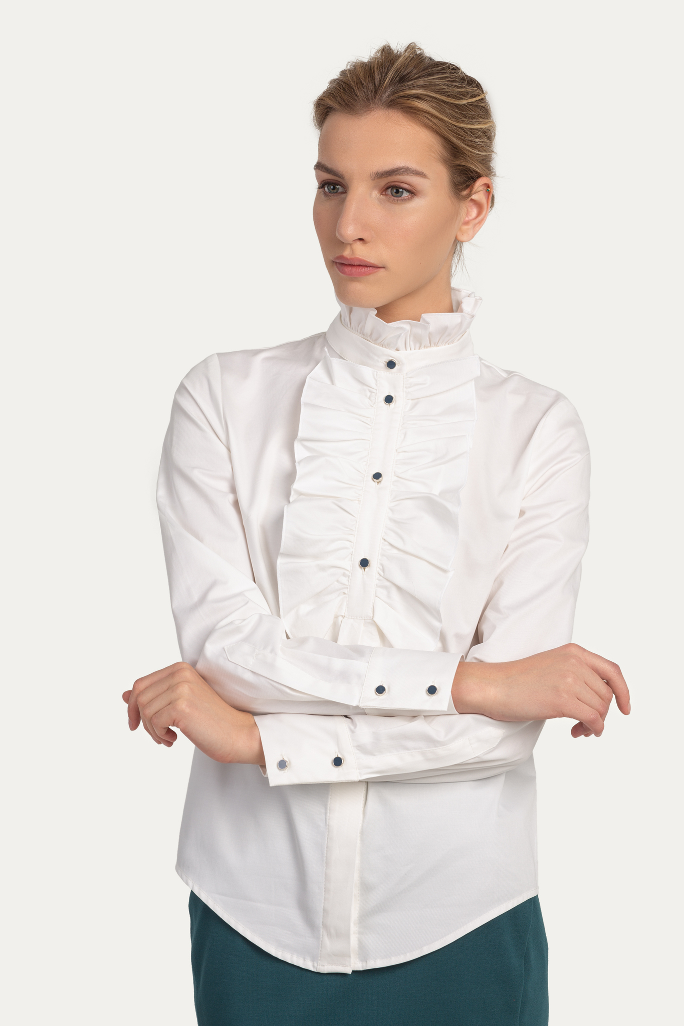 Блузка CLIP ON