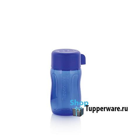 Бутылочка Эко мини 90мл синяя