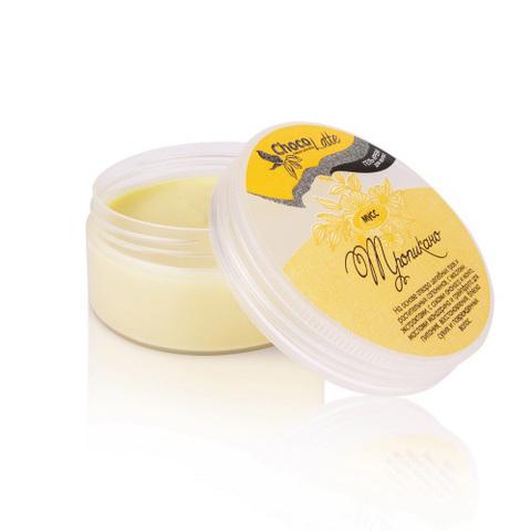 Мини Гель-крем для мытья волос МУСС ТРОПИКАНО с соками ананаса, манго, маслами мандарина и грейпфрута, 75ml TM ChocoLatte