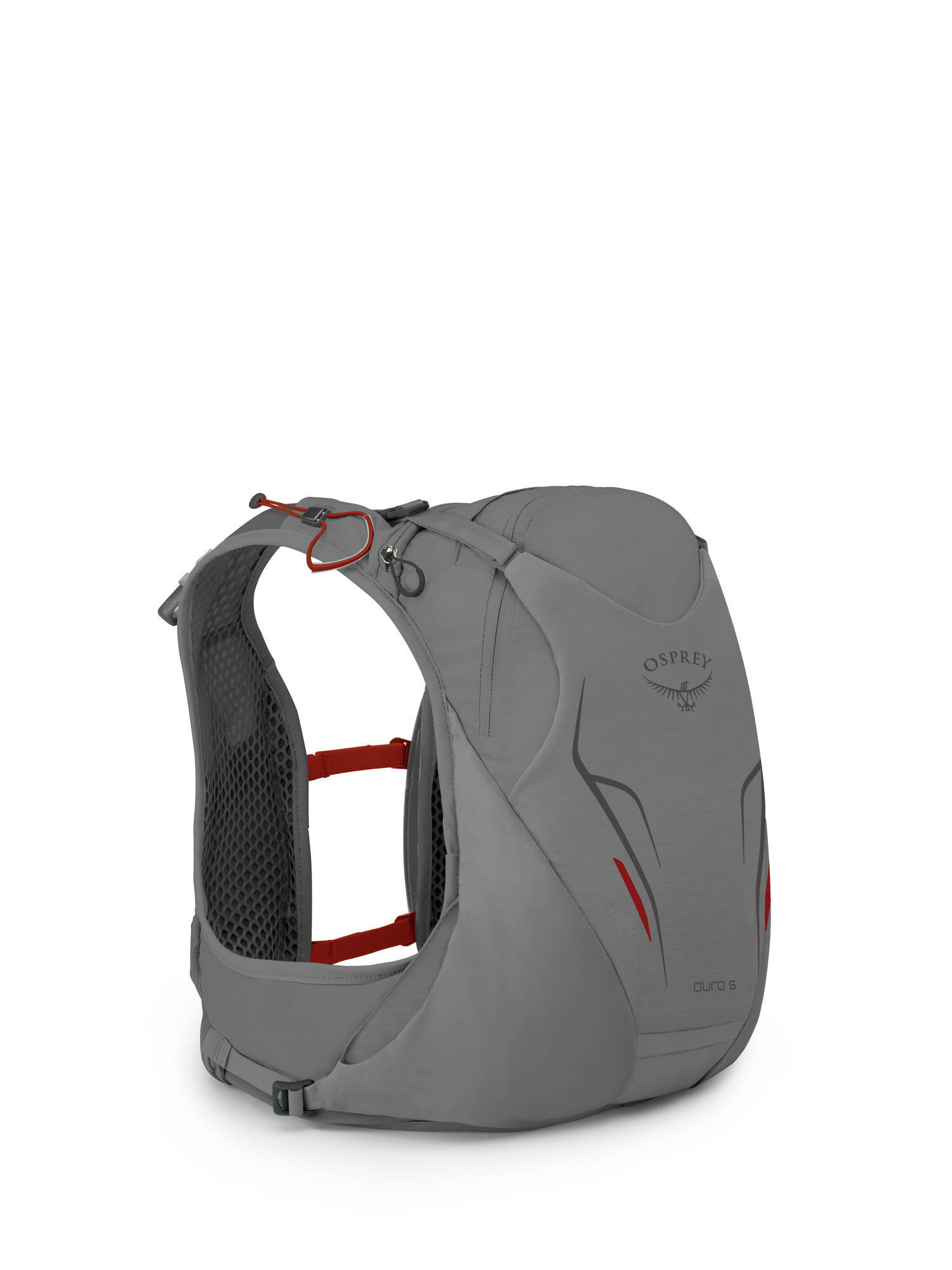Рюкзаки для бега Рюкзак для бега Osprey Duro 6 Duro_6_S17_Side_Silver_Squall_web.jpg