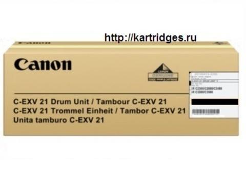 Картридж Canon C-EXV21 / 0456B002BA