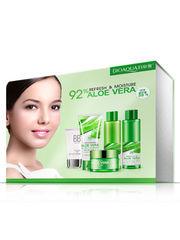 Bioaqua Набор из 5 средств для лица с Алоэ Вера 5-set Refresh & Moisture Aloe Vera 92%