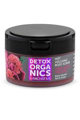 Соляной скраб для тела Detox Organics Kamchatka Natura Siberica
