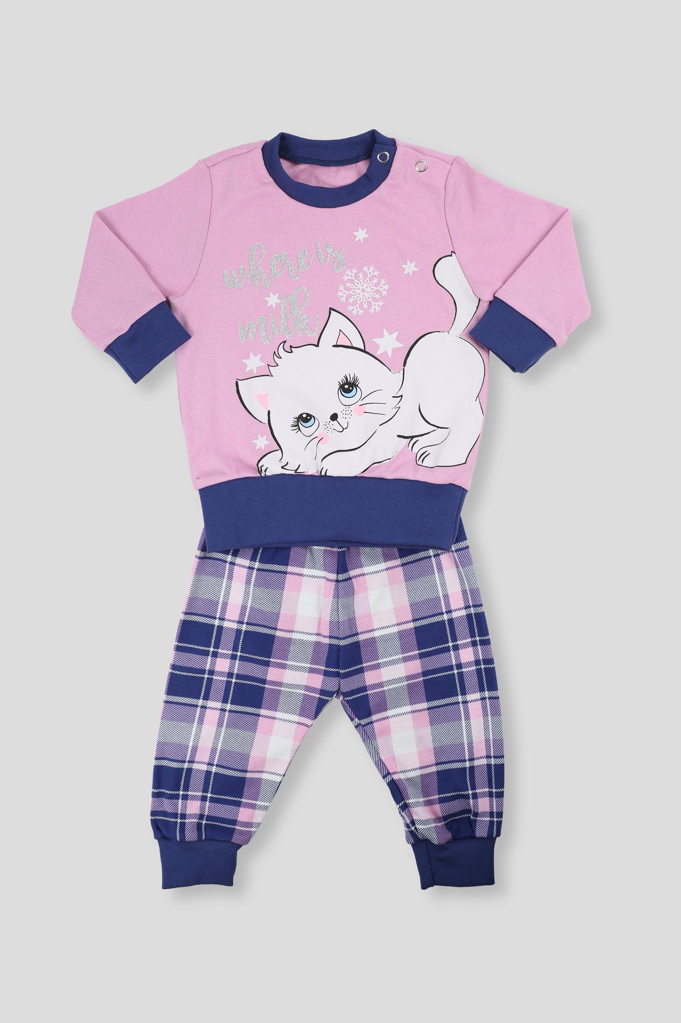 Пижама детская E19K-76P102