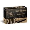 Упаковка Напольный биокамин Silver Smith KING