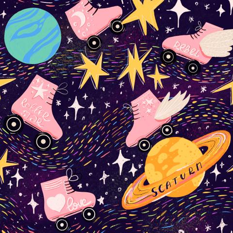 Вселенная роллеров
