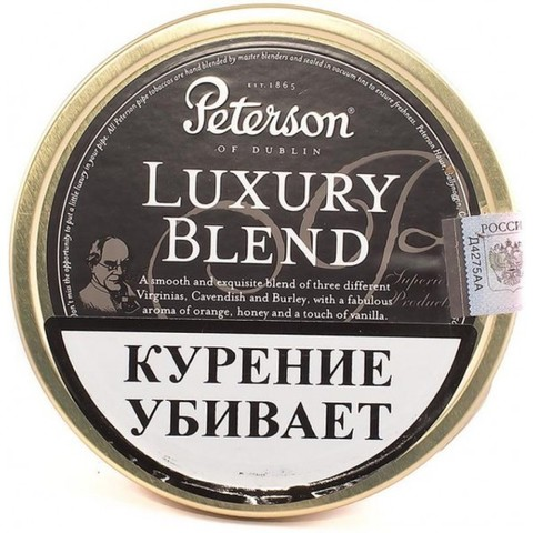Табак Peterson Luxury Blend (50 гр)