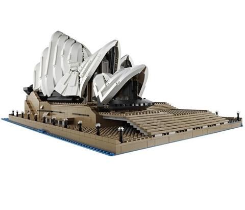 LEGO Creator: Сиднейский оперный театр 10234