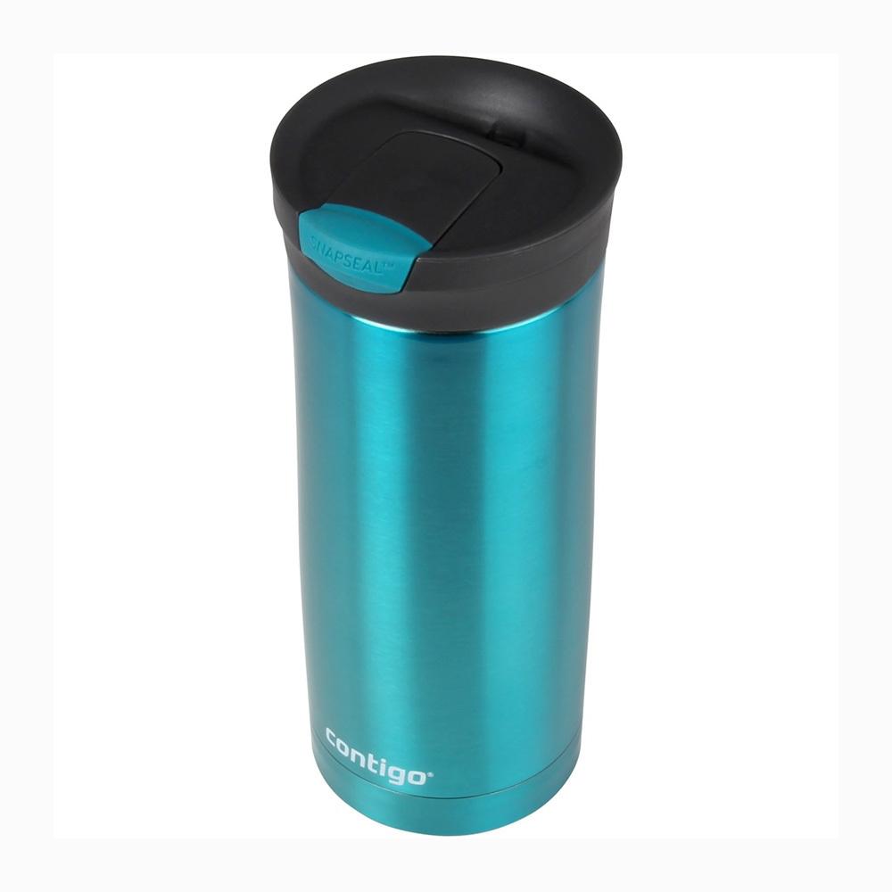 Термокружка Contigo Huron (0,47 литра) голубая