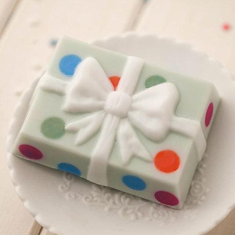 Мыло Подарок. Пластиковая форма