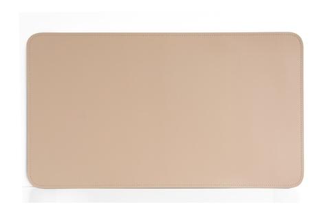 Бювар из итальянской кожи Cuoietto модель №9 цвет какао.