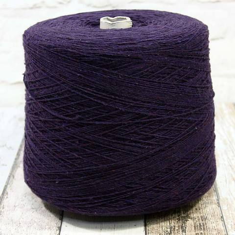 Твид TRE G INVERNO 1/2700 фиолетовый