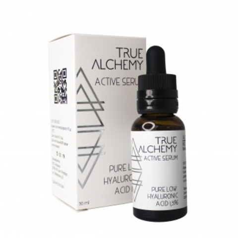 Сыворотка PURE LOW HYALURONIC ACID 1,3%, 30 мл (TRUE ALCHEMY)