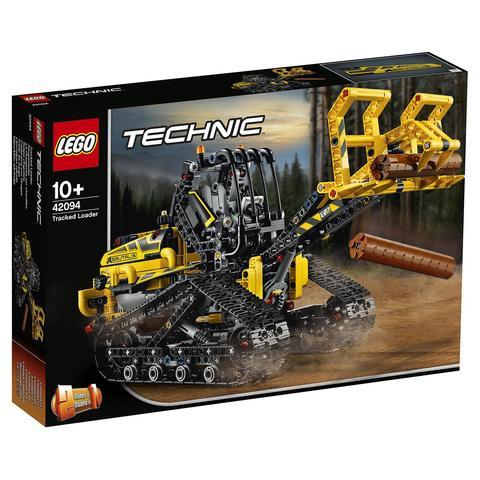 LEGO Technic: Гусеничный погрузчик 42094 — Tracked Loader — Лего Техник