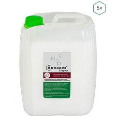 Средства для приготовления дезрастворов Стерилизующее средство Алмадез Стерил концентрат, 5 л. Алмадез-стерил-5л.jpg