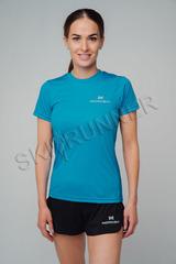 Футболка Nordski Sport Light Blue 2020 женская