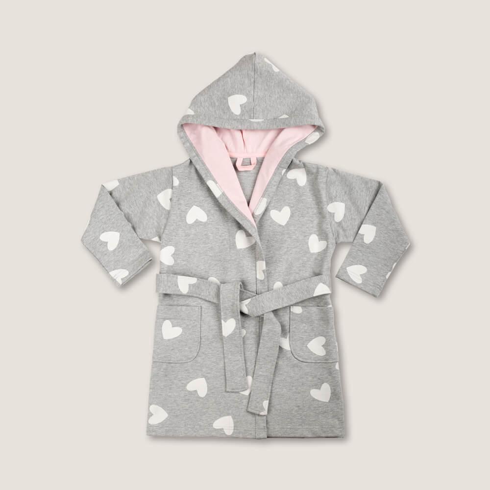Детский женский халат E20K-14W101