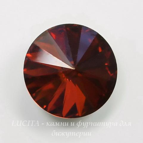 1122 Rivoli Ювелирные стразы Сваровски Crystal Red Magma (14 мм) ()