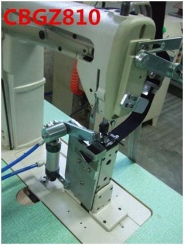 Устройство обрезки лобной ленты Н-23 для колонковой машины | Soliy.com.ua
