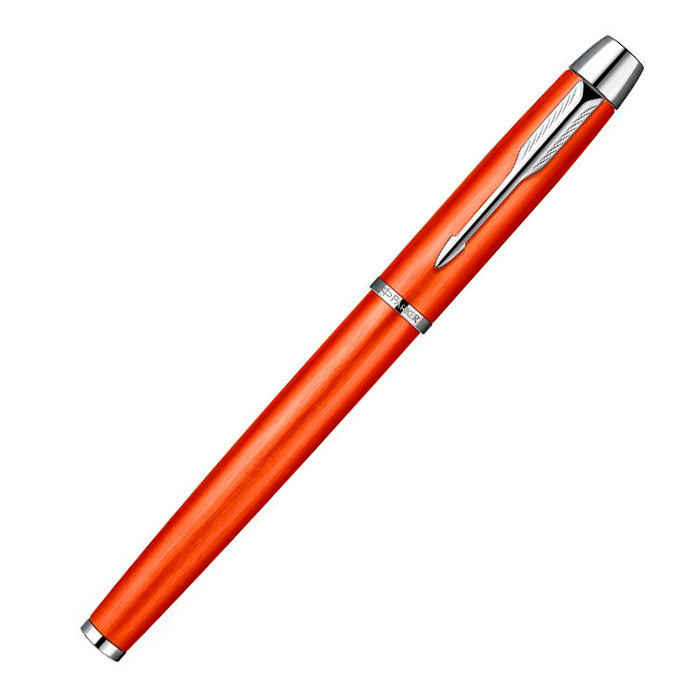 Parker IM Premium - Big Red CT, перьевая ручка, F