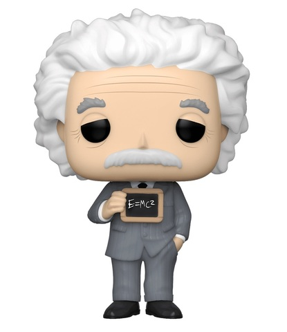 Фигурка Funko POP! Vinyl: Icons: Albert Einstein 43543