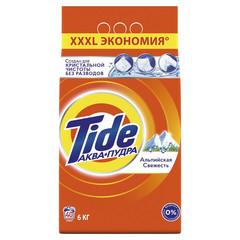 Порошок стиральный Tide автомат 6кг (отдушки в ассортименте)