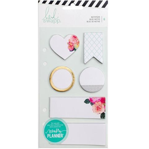Закладки стикеры Heidi Swapp Memory Planner Note Pads
