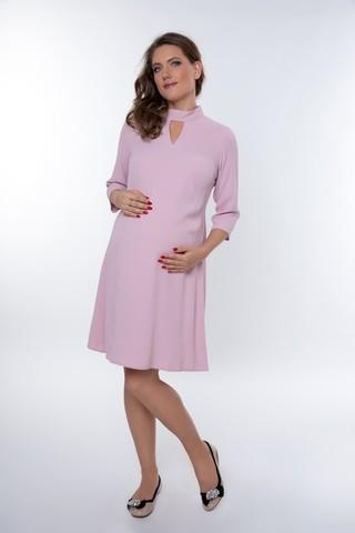 Платье 08965 розовый