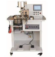 Фото: Автоматическая мультифункциональная машина для установки жемчуга и клепок с 4-мя креплениями JUDA JD-136S