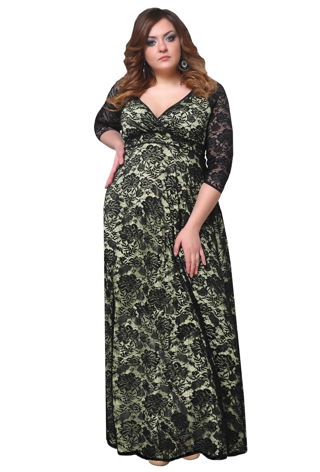 Платье 17-028