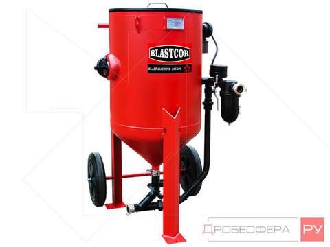 Абразивоструйная установка BLASTCOR®-BM 250 RC