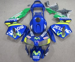 Комплект пластика для мотоцикла Honda CBR 600 RR 03-04 Movistars