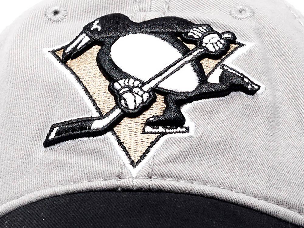 Бейсболка NHL Pittsburgh Penguins подростковая (29067) фото 3
