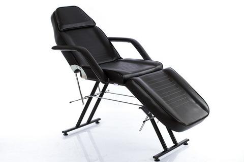 RESTPRO Beauty-1 Black, Педикюрное косметологическое кресло-кушетка