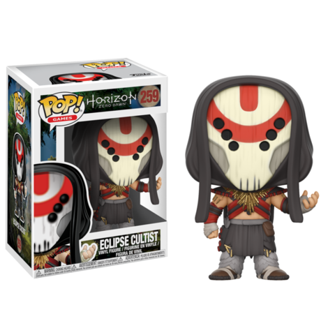 Фигурка Funko POP! Vinyl: Games: Horizon Zero Dawn: Eclipse Cultist