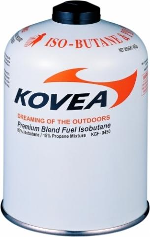баллон Kovea для газовой горелки 450 (изобутан/пропан 70/30)