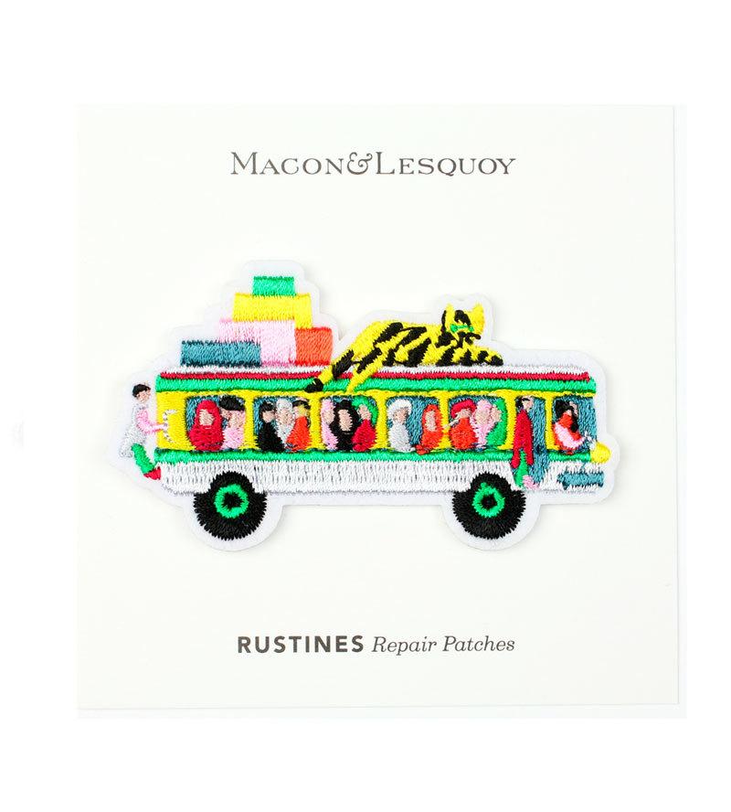 Патч-заплатка Indian Bus от Macon&Lesquoy
