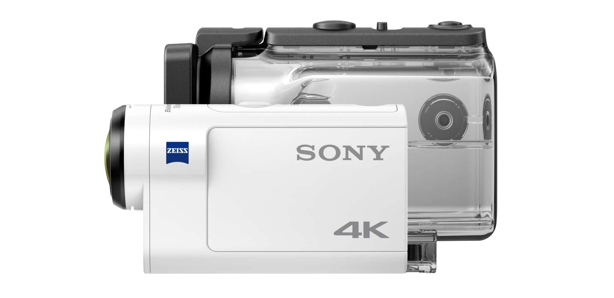 Экшн-камера Sony FDR-X3000R в боксе