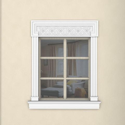Наличник на окно